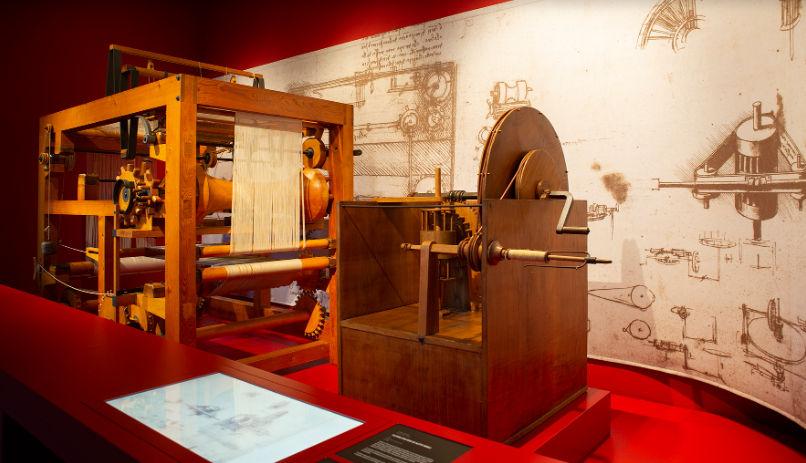 Музей науки и техники Леонардо да Винчи 28
