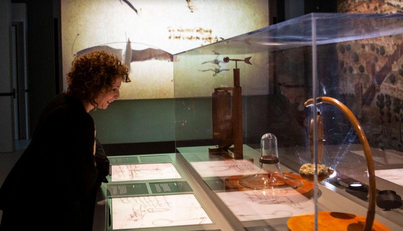Музей науки и техники Леонардо да Винчи 29