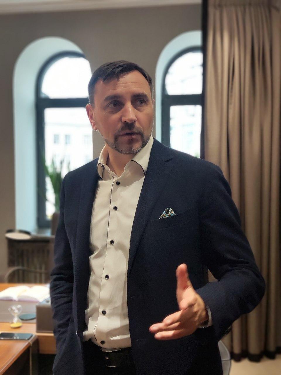 Вячеслав Лысенко: «Новый бизнес будет идти в паре с наукой» 9