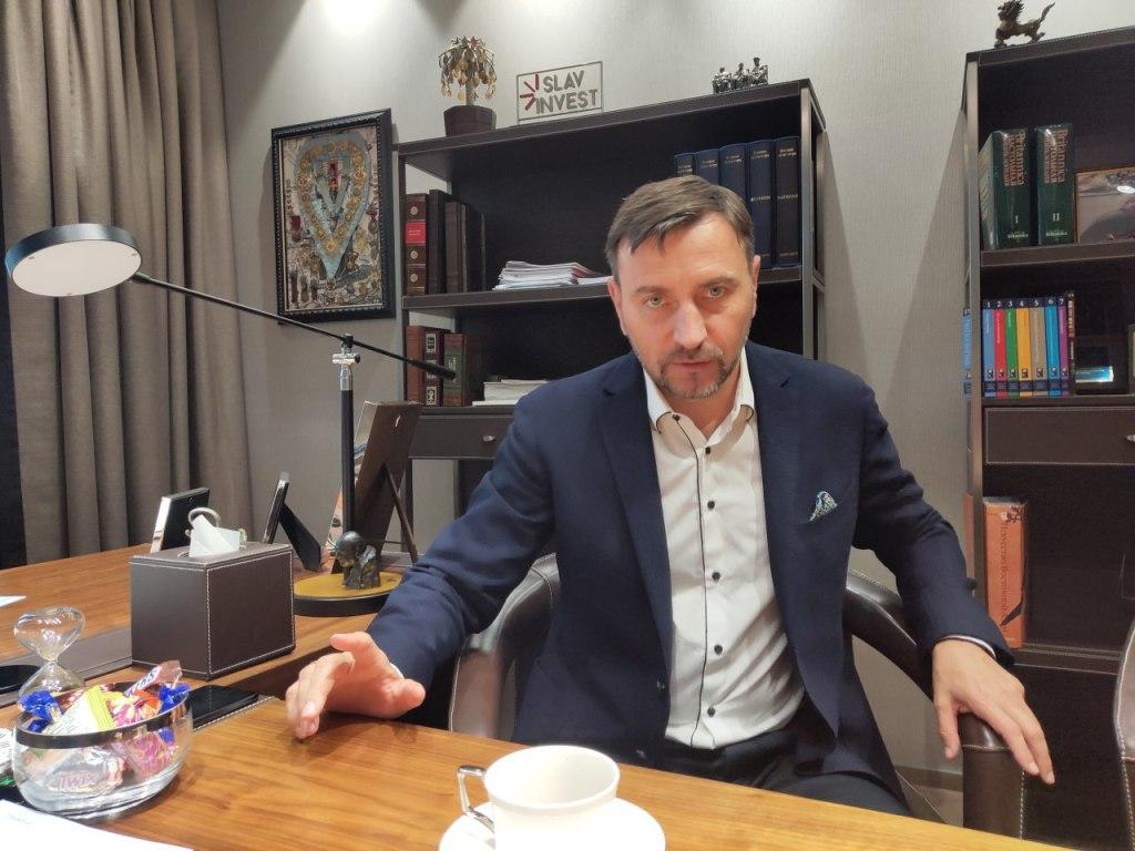 Вячеслав Лысенко: «Новый бизнес будет идти в паре с наукой» 12