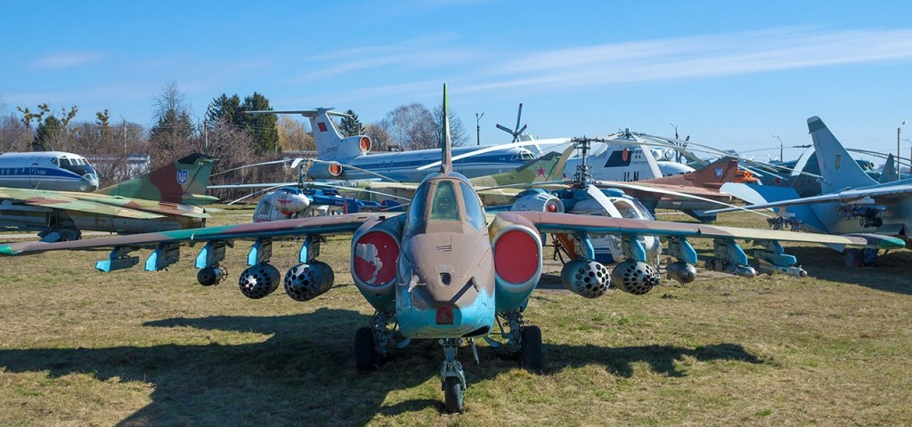 Киевский музей авиации – крупнейший в Восточной Европе 3