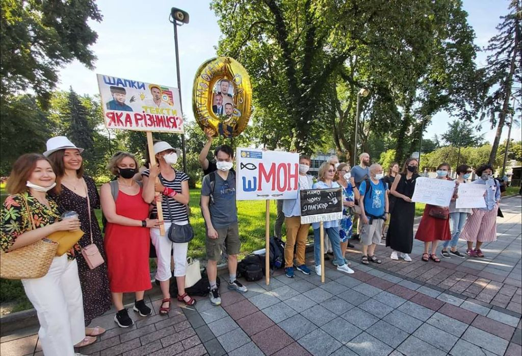 «Шкарлет тырит диссертации, как Янукович шапки». Правда или политика? 3