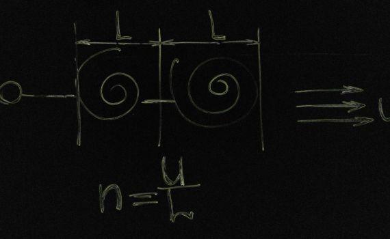 Возникновение и структура турбулентности 3