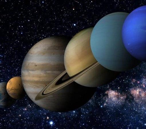 Парад планет. С завтрашнего дня астрономы смогут наблюдать уникальное космическое явление 4