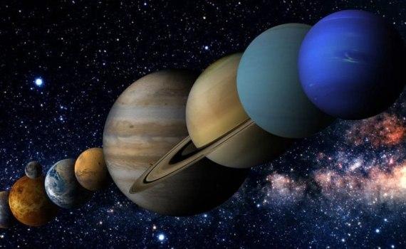 Парад планет. С завтрашнего дня астрономы смогут наблюдать уникальное космическое явление 12