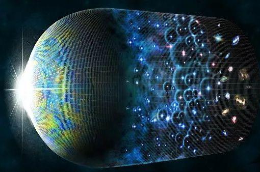 """Ученые: возникновение нашей Вселенной результат распада некой """"предыдущей"""" вселенной 8"""