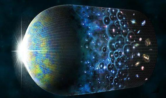 """Ученые: возникновение нашей Вселенной результат распада некой """"предыдущей"""" вселенной 5"""