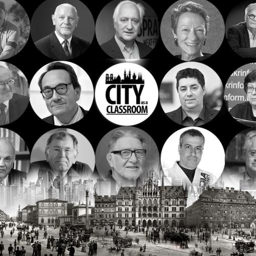 """40 спикеров из 11 стран мира. Международная конференция """"Город как учебная аудитория"""" 3"""