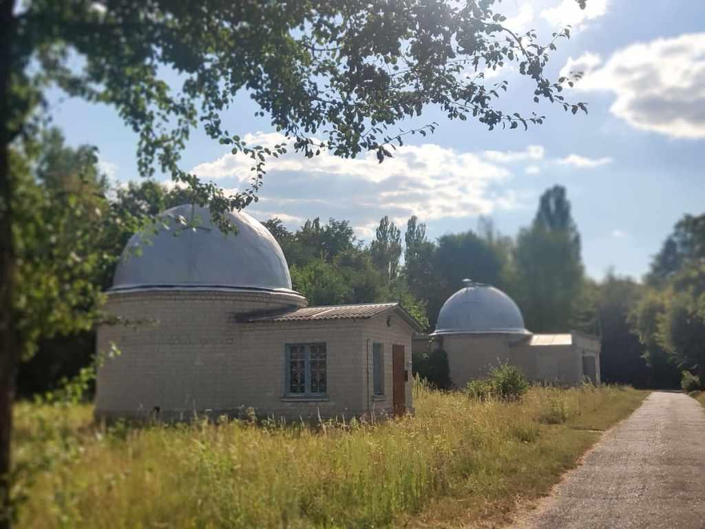 Главная астрономическая обсерватория НАНУ 7
