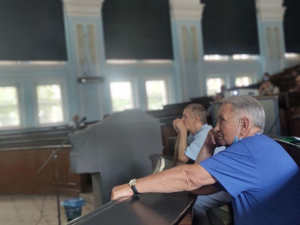 «Украина перестала быть космической державой»: «новость» с открытия Гамовской конференции 9