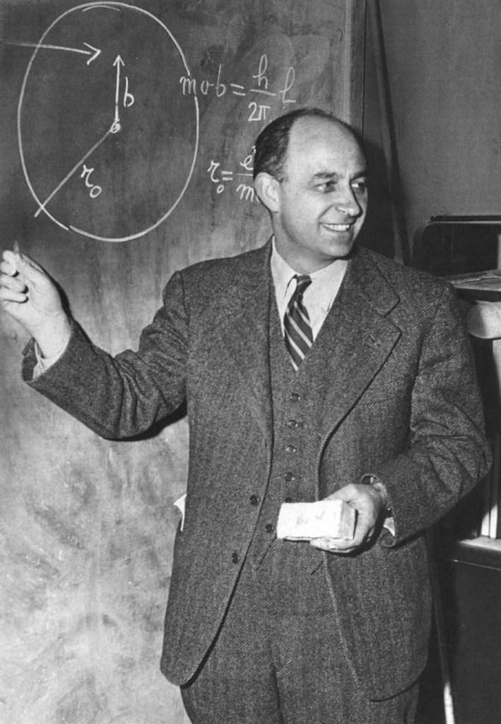 119 лет со дня рождения итальянского физика Энрико Ферми 2