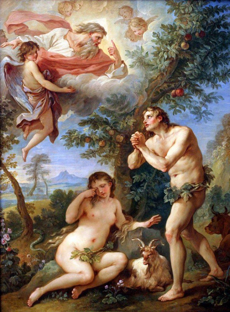 Где находится библейский Едем 3