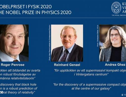 Названы нобелевские лауреаты 2020 года по физике 6