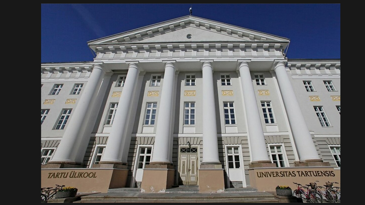 Тартуский университет и Школа семиотики Юрия Лотмана 1