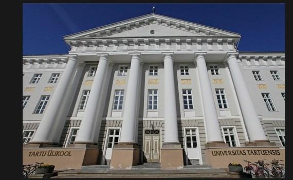 Тартуский университет и Школа семиотики Юрия Лотмана 9