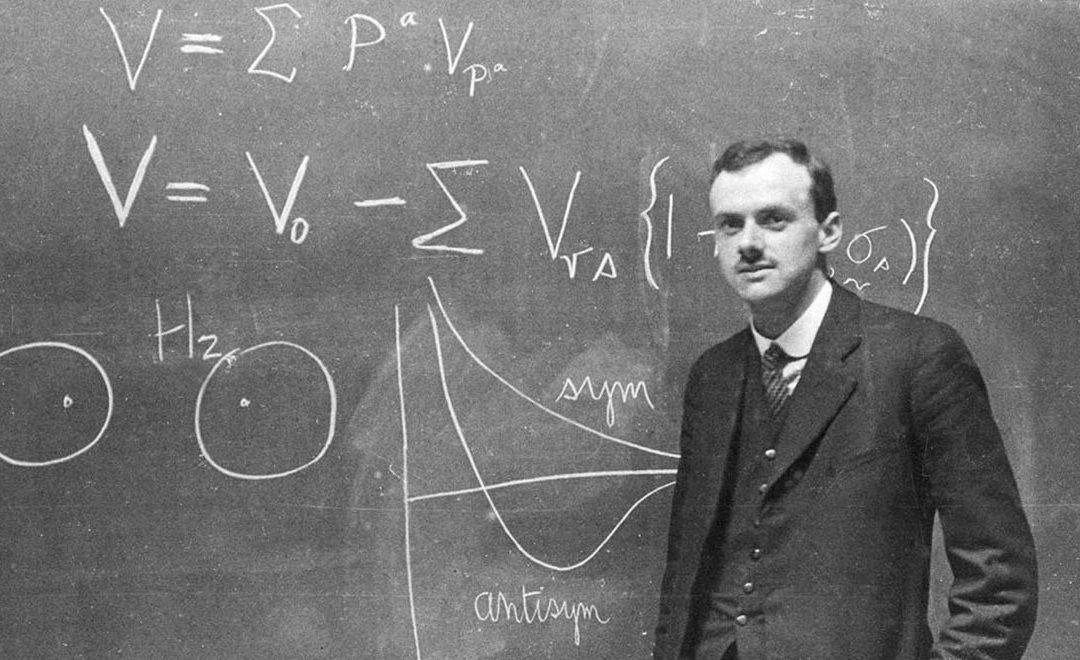 Поль Дирак. Нобелевский лауреат по физике о религии 1