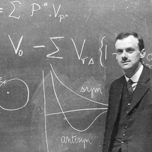 Поль Дирак. Нобелевский лауреат по физике о религии 31