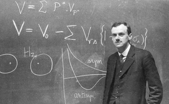 Поль Дирак. Нобелевский лауреат по физике о религии 17