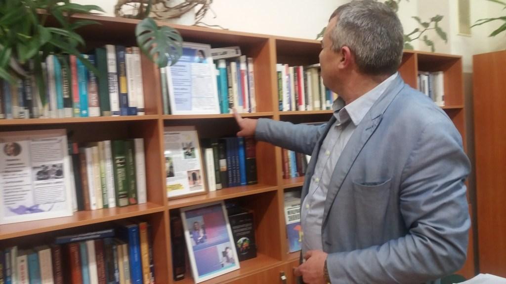 Кандидат Якубовский (ОНУ): «Если я не стану ректором, я продолжу жалеть, что ушёл из физики в экономику» 6