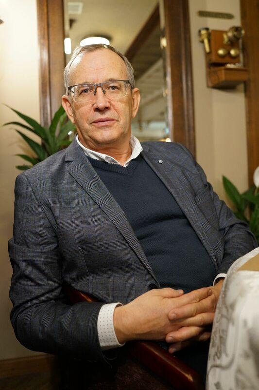 Интервью с новым ректором Одесского экономического А. Ковалёвым 2