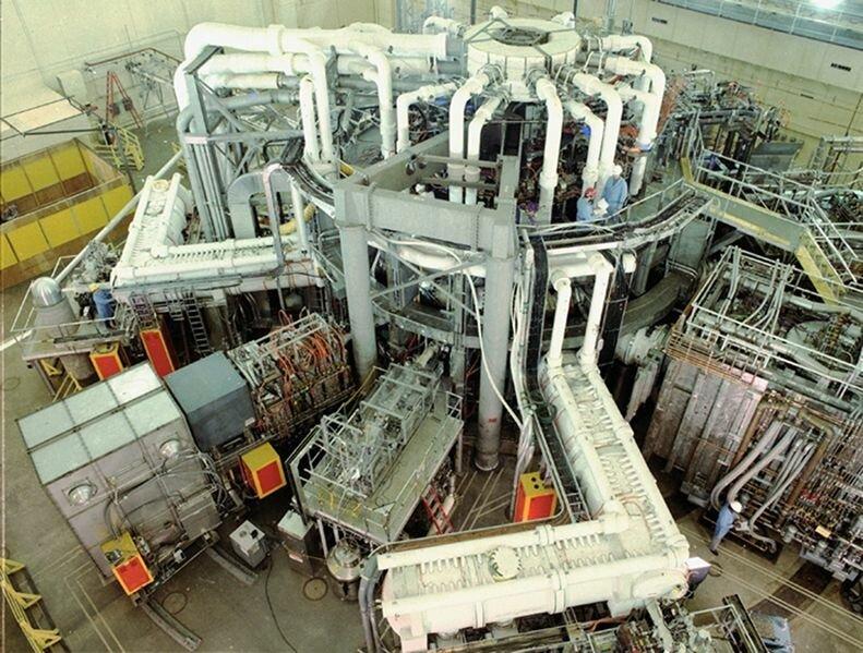 Рождение термоядерной энергетики 15