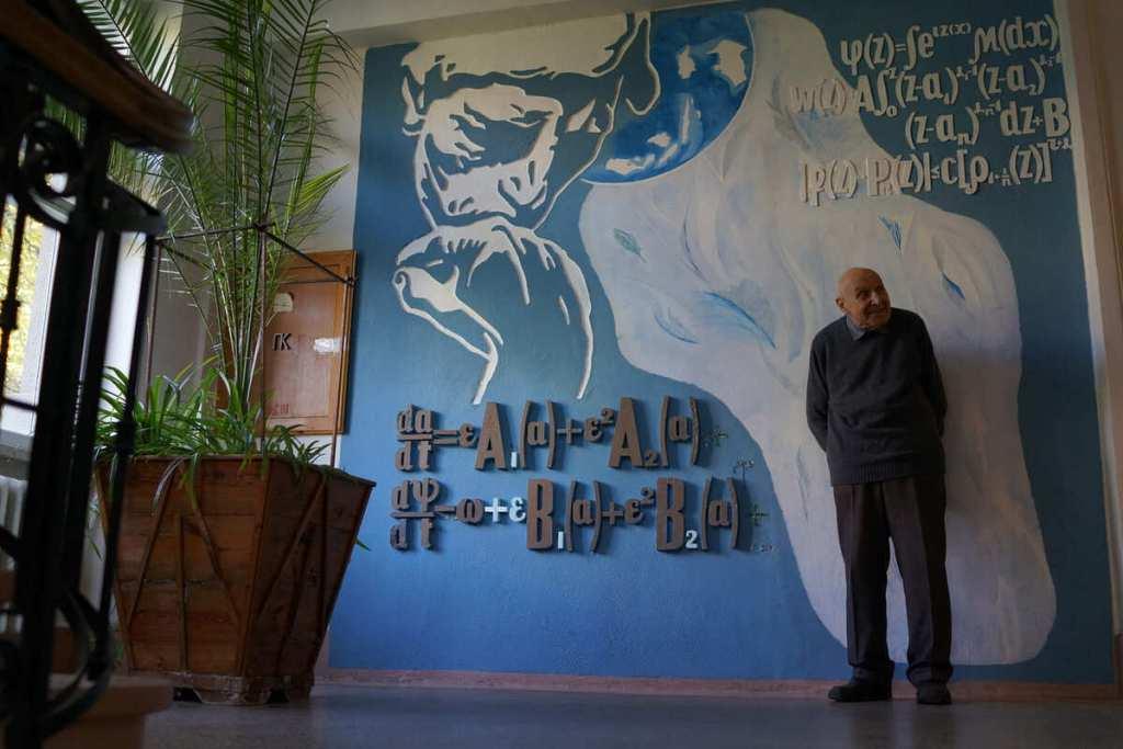 Интервью со всемирно известным математиком А.Н. Шарковским из Киева 43