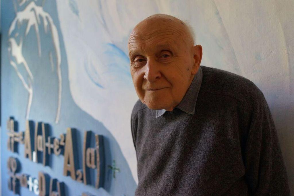 Интервью со всемирно известным математиком А.Н. Шарковским из Киева 42