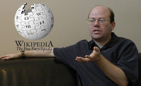 Интервью с со-основателем Википедии Dr. Ларри Сэнгером 5