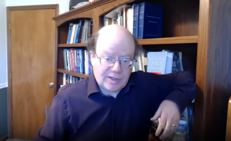 Интервью с со-основателем Википедии Dr. Ларри Сэнгером 2