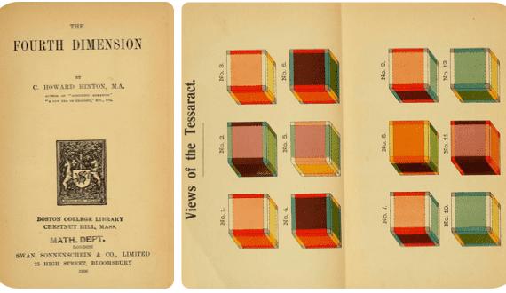 Заметки о четвертом измерении 1