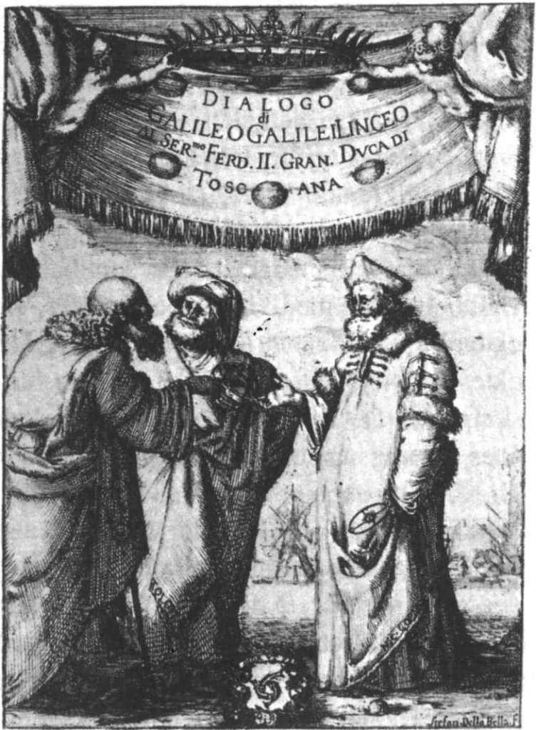 Рождество научного мировоззрения: Галилео Галилей 5