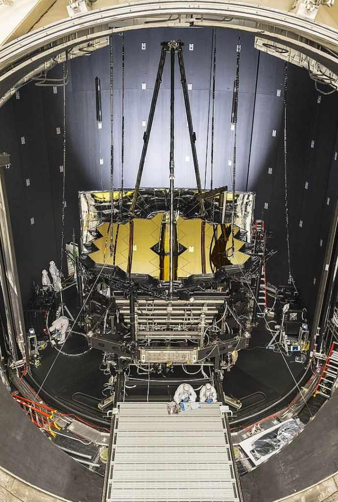 Телескоп Джеймс Вебб – путешествие в неизвестность 5