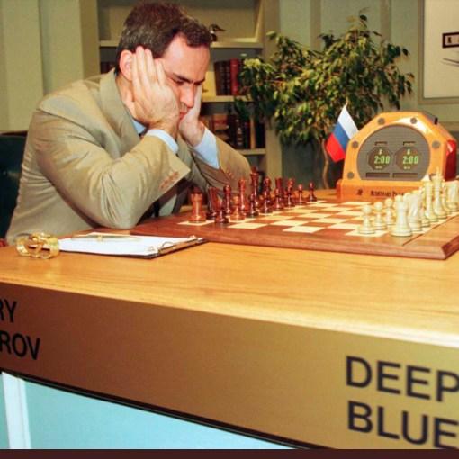 Человек против машины. Сражение Гарри Каспарова и суперкомпьютера Deep Blue от IBM 7
