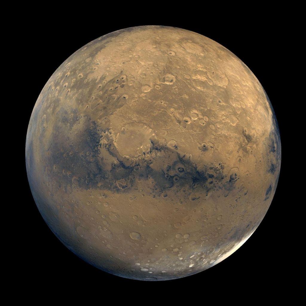 Новое исследование НАСА ставит под сомнение давнюю теорию судьбы марсианской воды 2