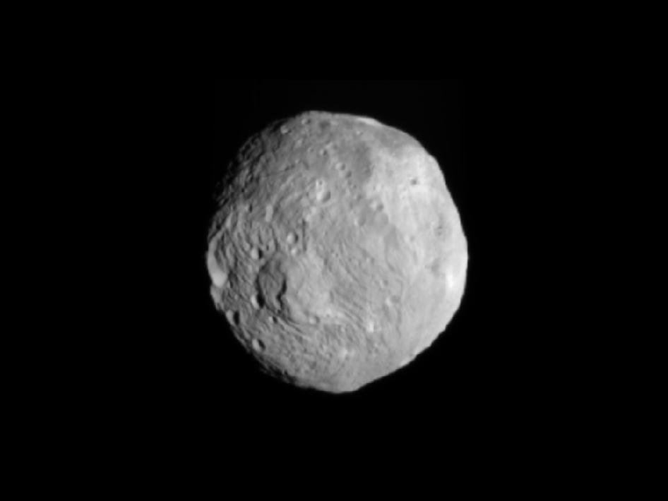 29 марта 1807 года немецкий астроном Вильгельм Ольберс открыл малую планету Веста, самый яркий астероид в небе 3