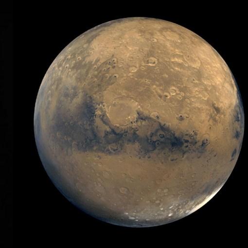 Новое исследование НАСА ставит под сомнение давнюю теорию судьбы марсианской воды 6