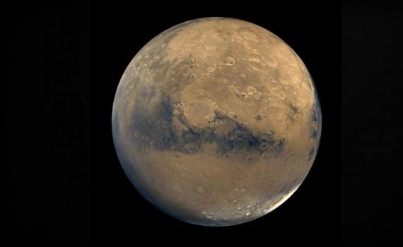 Новое исследование НАСА ставит под сомнение давнюю теорию судьбы марсианской воды 12