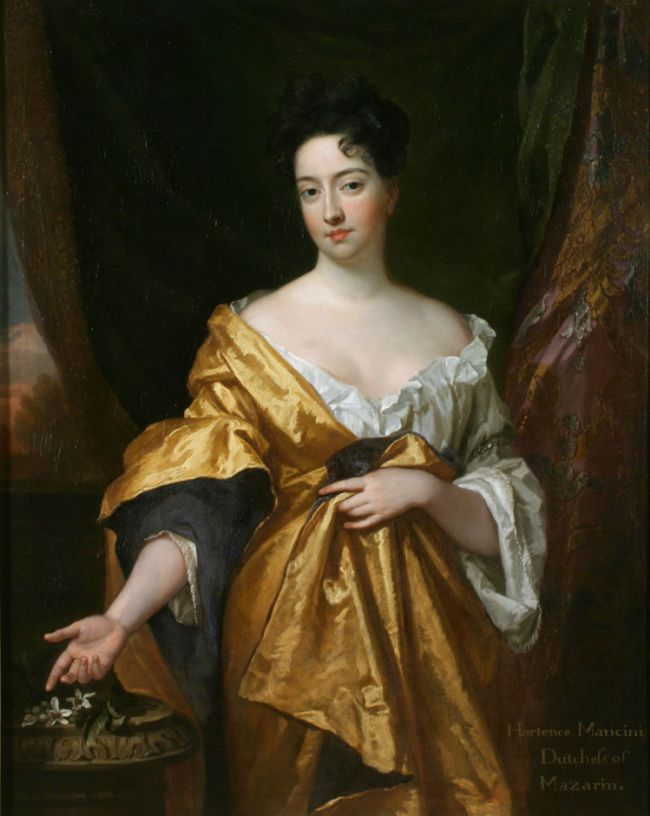 Как maȋtresse-en-titre развивали науку Англии XVII века 6