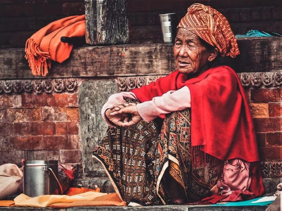 Pashupatinath, voyage au Népal