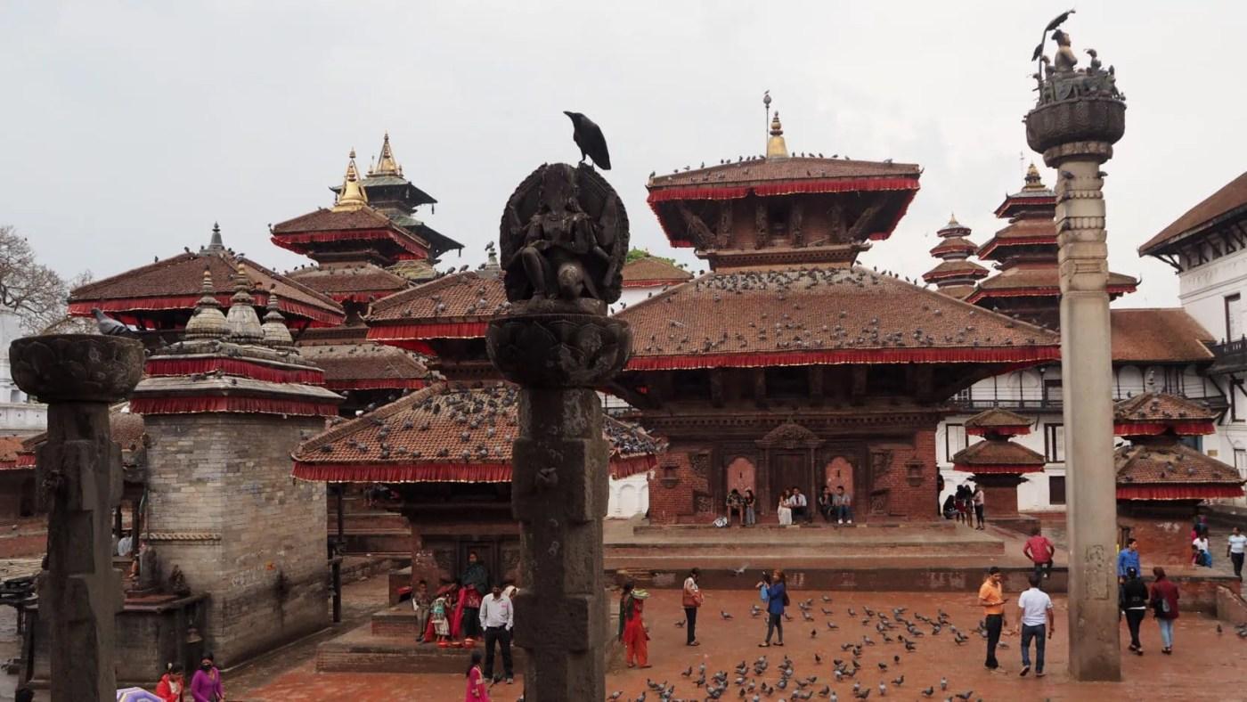 Visiter Katmandou