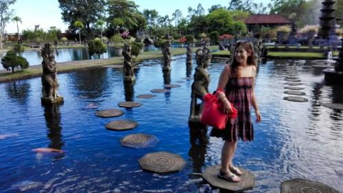water palace bassin