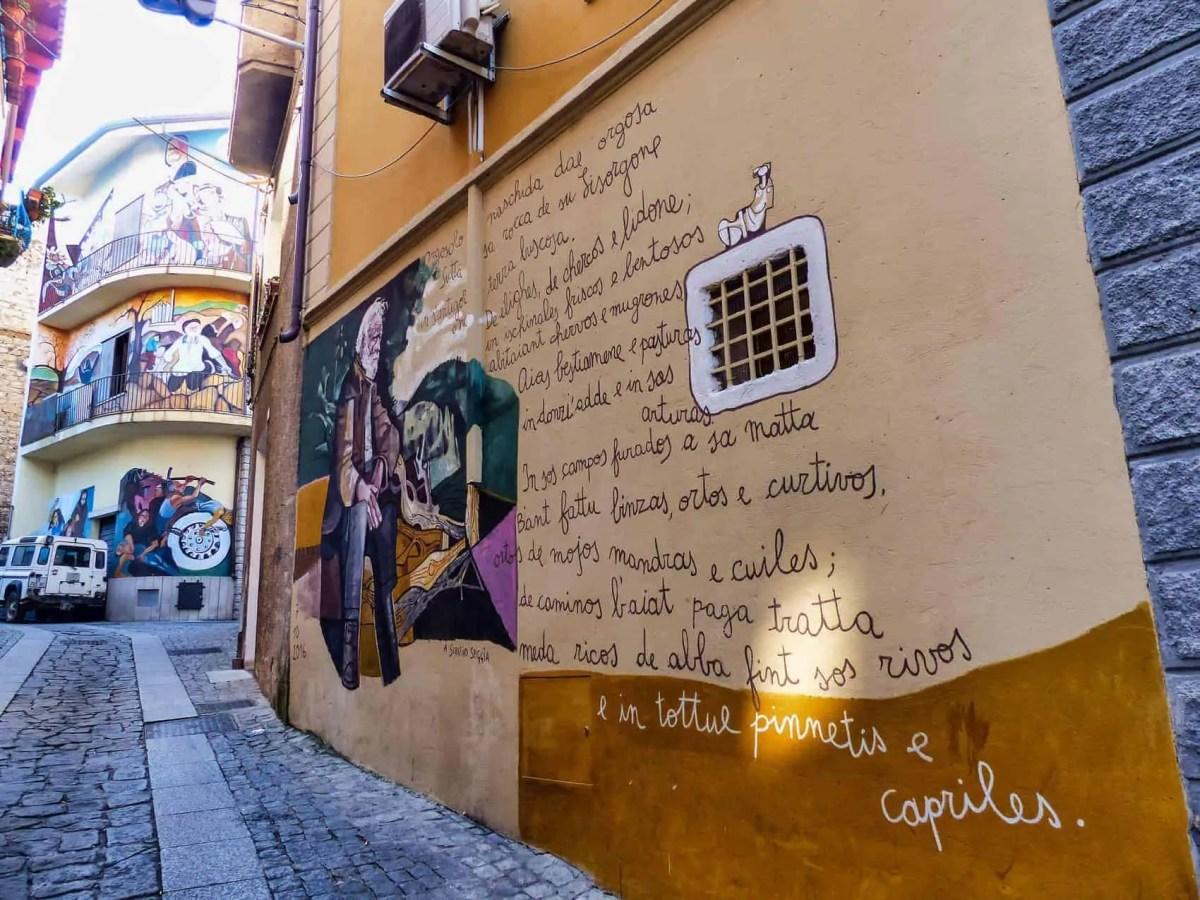 messages murs Orgosolo