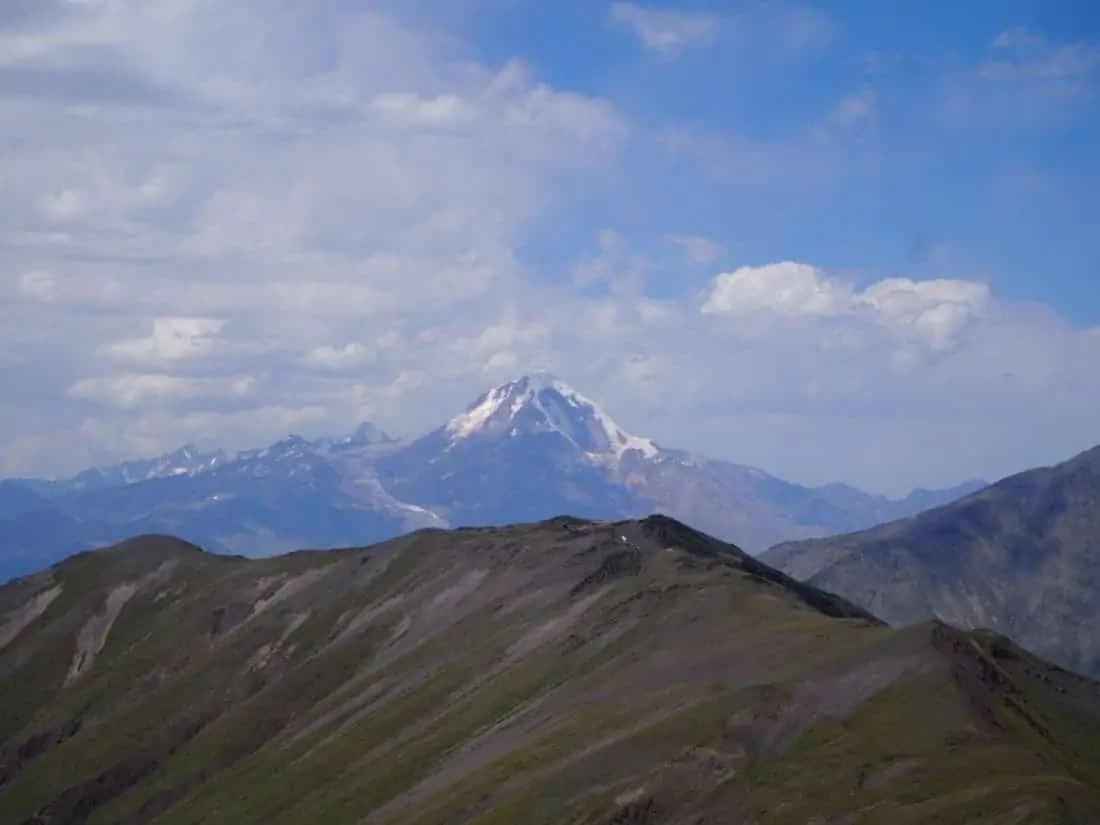Mont Kazbeg Géorgie Trek