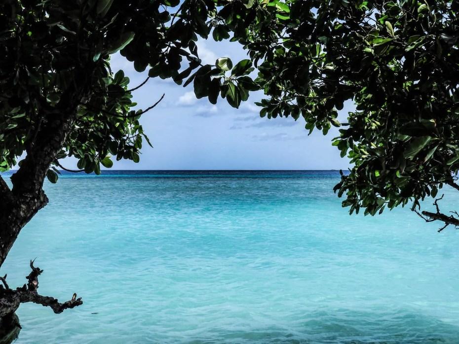 île plage sumatra
