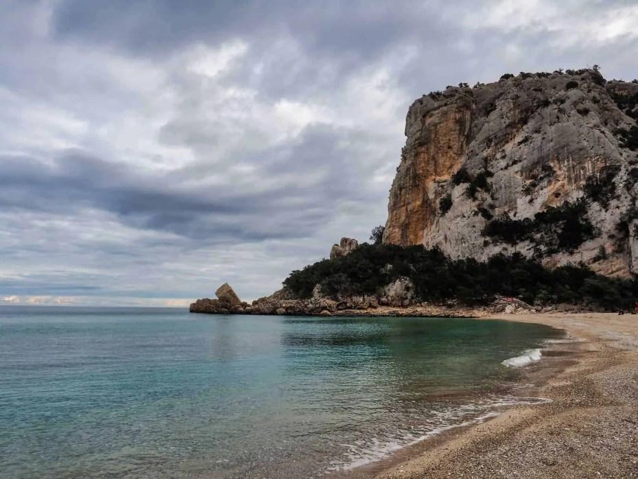 Crique Cala Luna Sardaigne