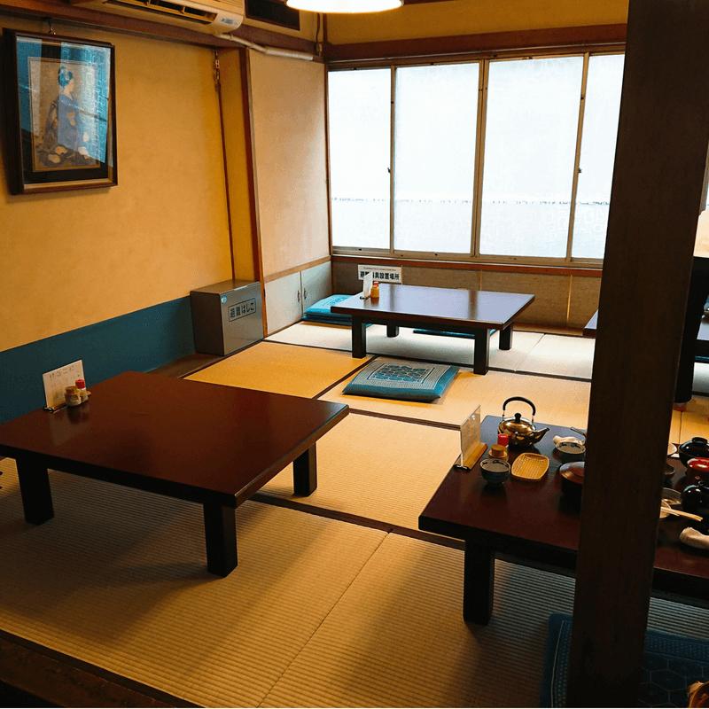 いば昇2階座敷