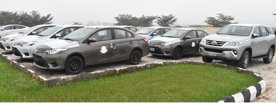 VC Acquires, Handover New Vehicles to Users