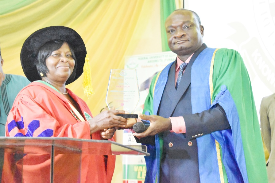 """Ovation as Prof. Adebambo Bows Out ...Says """"Success Without Succession is Total Failure"""""""