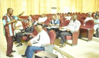COLPHYS Holds Retreat for Academic Staff
