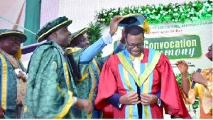Honorary Awardee and President, AfDB, Dr. Akinwumi Adesina